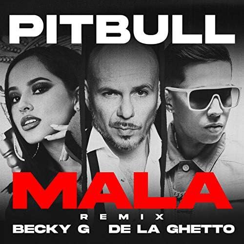 Pitbull, Becky G & De La Ghetto