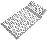 Best Acupressure Mats - BalanceFrom Acupressure Mat and Pillow Set for Back Review