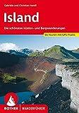 Island. Die schönsten Küsten- und Bergwanderungen