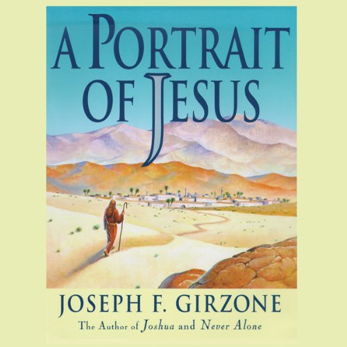 A Portrait of Jesus audiobook cover art