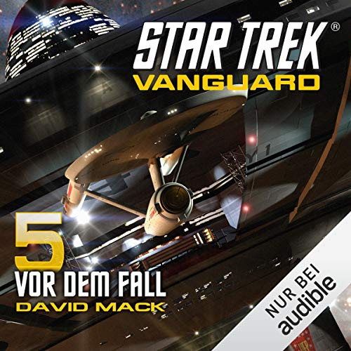 Vor dem Fall     Star Trek Vanguard 5              De :                                                                                                                                 David Mack                               Lu par :                                                                                                                                 Dietmar Wunder                      Durée : 9 h et 41 min     Pas de notations     Global 0,0