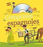 Comptines espagnoles (1CD audio)