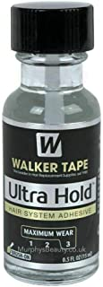 Ultra Hold Adhesive For Lace Wigs & Toupees .5Oz by Walker Tape