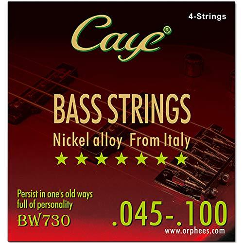 LanLan Caye BW Series 4/5/6 Bass Saiten Bw930/6