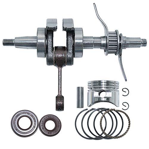 Best Price AUMEL 35mm Piston Crankshaft Oil Seal Kit for Honda GX25 HHT25S Engine Replace 13310-Z3E-...