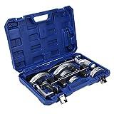 Kit piegatrice, piegatrice per tubi in rame CT ‑ 999RF piegatrice per tubi, industriale per 3/8; 1/2; 5/8; 3/4; Tubo in PVC con tubo in alluminio da 7/8 pollici