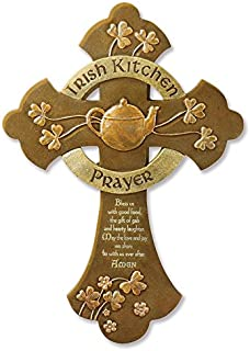 Abbey Gift Irish Kitchen Prayer Cross