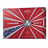 Callaway Golf Chrome Soft Truvis Prior Generation (Stars & Stripes)