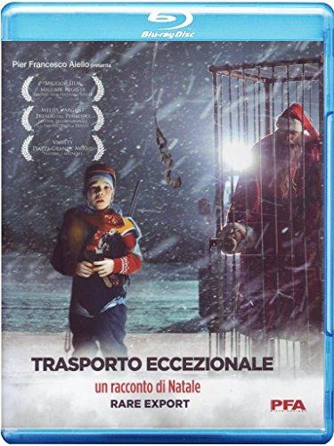 Trasporto eccezionale - Un racconto di Natale [Blu-ray] [IT Import]