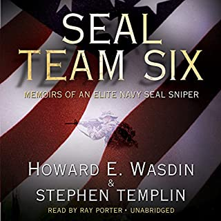 SEAL Team Six audiobook cover art