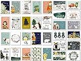 Weihnachstpostkarten 32 Stück Weihnachten Karten Postkarten...