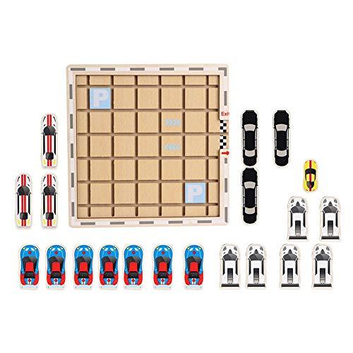 Juguete Laberinto, Juguete Educativo ecológico de Superficie Lisa, para niños niñas(YR- Moving Car Games)