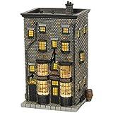 Ollivanders Wand Shop Harry Potter Village Lighted Building Standard...