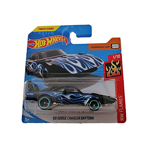 Hot Wheels \'69 Dodge Charger Daytona HW Flames 31/250 2019