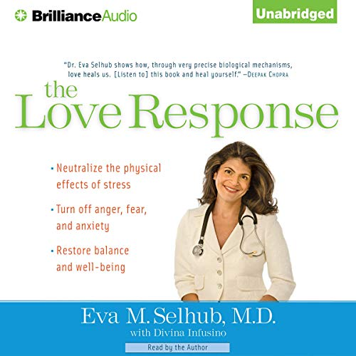 The Love Response audiobook cover art