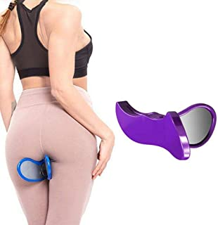 Hip Trainer Buttocks Lifting, New Pelvic Floor Muscle Medial Trainer, Buttocks Trainer,Yoga Body Shape Tools for Women,Hip...