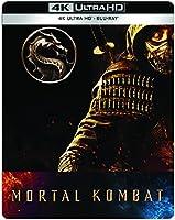 Mortal Kombat [4K Ultra HD + Blu-Ray-Édition boîtier SteelBook]