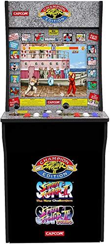 Arcade 1Up Street Fighter - Máquina Arcade Retro