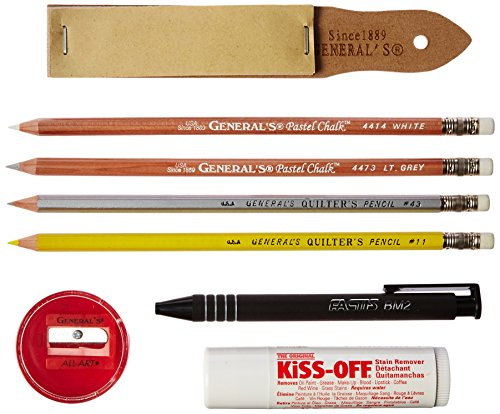General Pencil Quilters Survival Kit