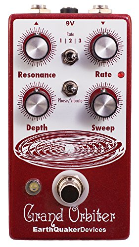 EarthQuaker Devices Grand Orbiter V2 Phase Machine Guitar Effects Pedal