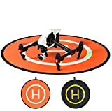 gouduoduo2018 43.3 Inches PGY RC Drone Launch Pad Quadcopter...