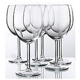 ★スヴァルカ / SVALKA 赤ワイングラス / 6 ピース[イケア]IKEA(40137812)の写真