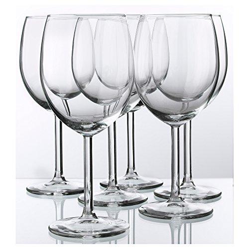 ★スヴァルカ / SVALKA 赤ワイングラス / 6 ピース[イケア]IKEA(40137812)