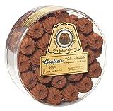 Goufrais Schokolade Konfekt feinste Gugelhupf Pralinen Schoko Geschenkset Trüffel Kakao-Konfekt Praline Rundbox 500 g