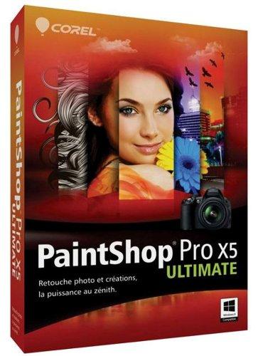 PaintShop Pro X5 Ultimate