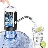 Water Bottle Pump 5 Gallon Electric Drinking Water Pump Portable Water Dispenser USB...