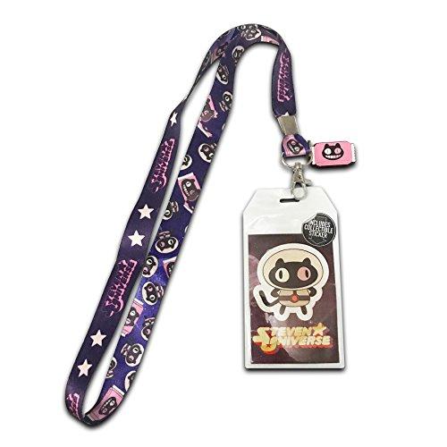 Steven Universe - Cookie Cat Lanyard