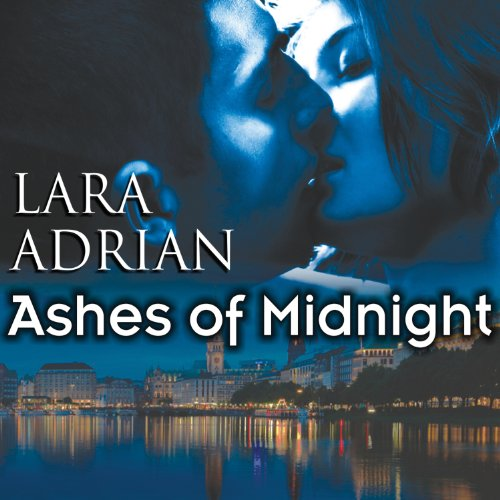 Ashes of Midnight audiobook cover art