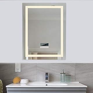 Espejos Para Bano Con Luz.Amazon Es Espejos De Bano Con Luz Led Y Bluetooth
