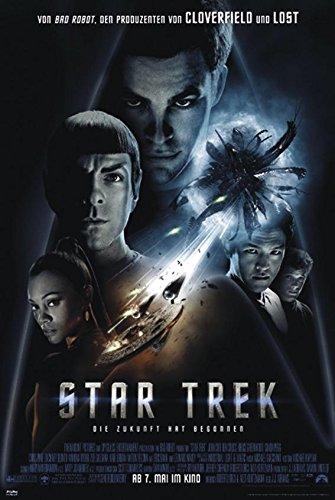 Star Trek XI The Future Begins Poster (61cm x 91,5cm)