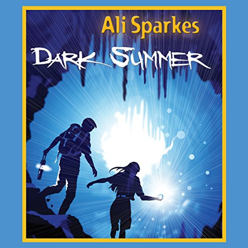 Dark Summer audiobook cover art