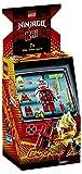 LEGO Ninjago - Cabina de Juego: Avatar de Kai, Set de Construcción de Máquina Arcade Coleccionable con Minifigura de Kai, Juguete de Prime Empire, a Partir de 7 Años (71714) , color/modelo surtido