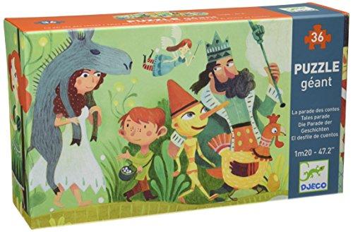 Djeco Puzzle Géant La Parade des Contes