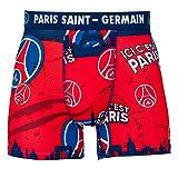 PARIS SAINT-GERMAIN Boxer Short PSG - Collection Officielle Taille Enfant 6 Ans