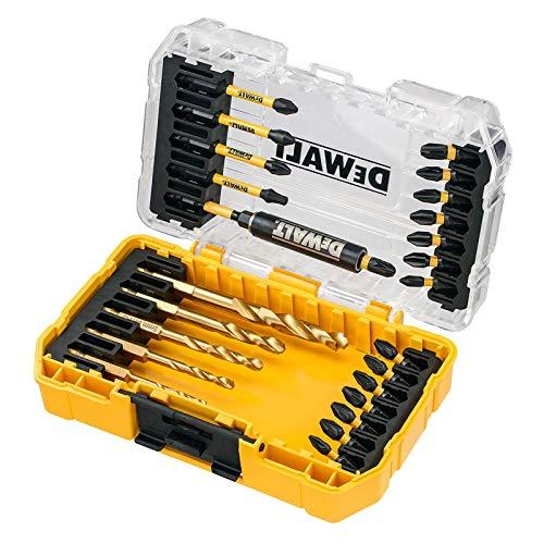 DEWALT - DT70749T FLEXTORQ Drill Drive Set, 25 Piece
