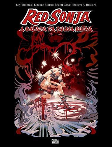 Red Sonja. A Balada da Deusa Ruiva e a Sombra do Abutre