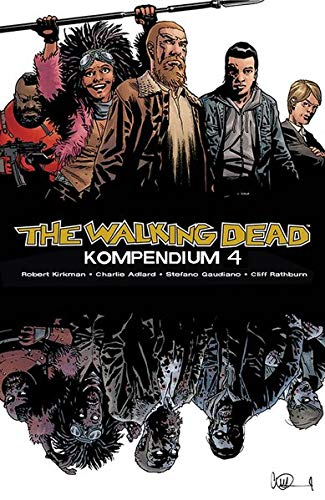 The Walking Dead - Kompendium 4