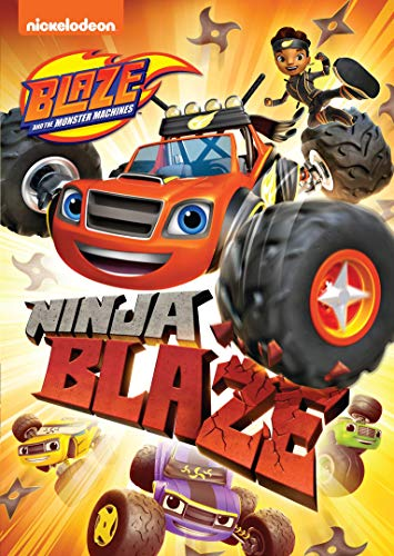 Blaze and the Monster Machines: Ninja Blaze