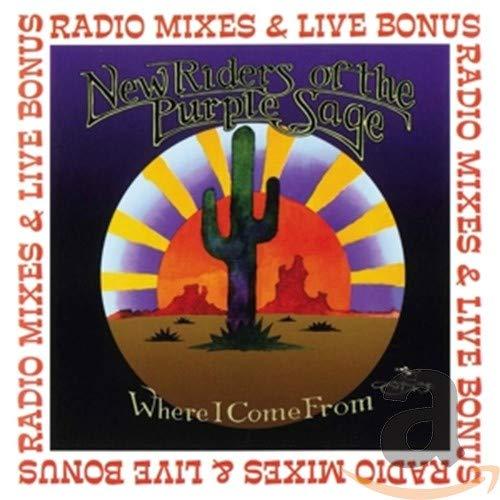 New Riders of the Purple Sage - Radio Mixes & Live