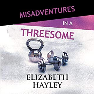 Misadventures in a Threesome audiobook cover art
