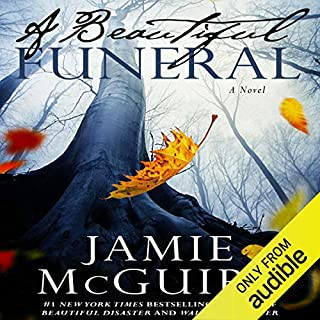 A Beautiful Funeral audiobook cover art