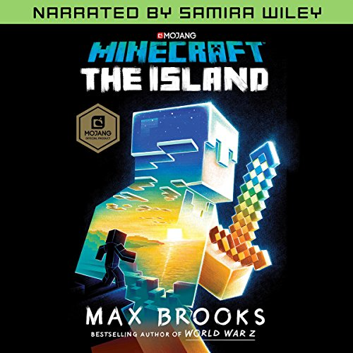 Couverture de Minecraft: The Island (Narrated by Samira Wiley)