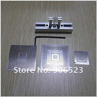 Jammas 2012 Reball Station Holder Jig with 3pcs PS3 direct heat stencils bga reballing kit
