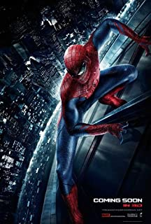 The Amazing Spider-Man (2012) 27 x 40 Movie Poster - Style G