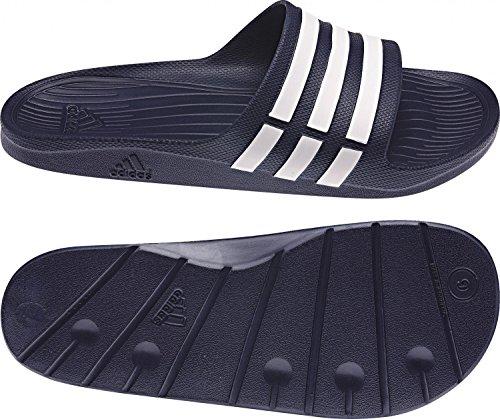 adidas Hombre Duramo Slide Sandalias Azul, 54