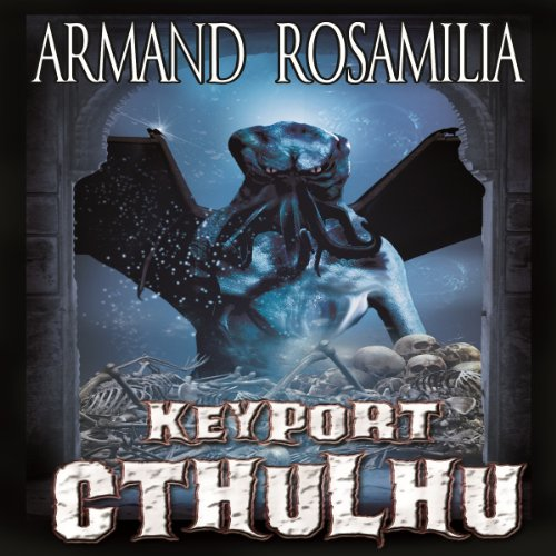 Keyport Cthulhu audiobook cover art